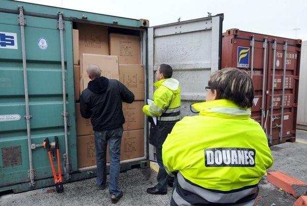 Opérations en douane