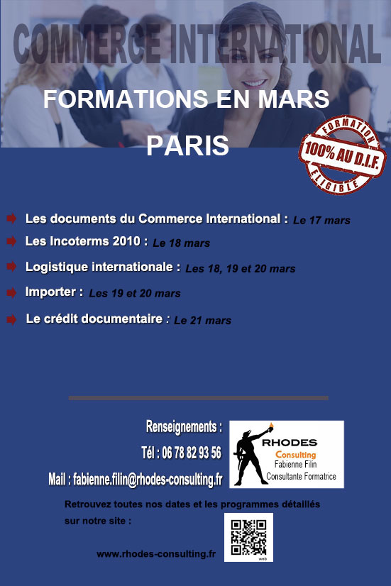 Formation commerce international Paris-mars-2014-Rhodes-Consulting