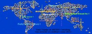 meilleurs voeux pour 2014 Rhodes consulting