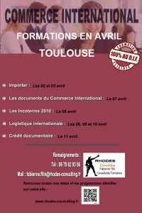 Formation import export en avril-Toulouse-2014-Rhodes-Consulting